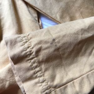 Anthropologie Jackets & Coats - Anthropologie Cartonnier Yellow Nepal Cargo Jacket